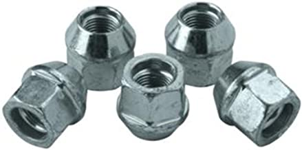 Ford Racing (M-1012-G) Wheel Nut, Pack of 5