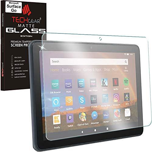 TECHGEAR Blendfreie Displayschutzfolie für alle neuen Amazon Fire HD 8
