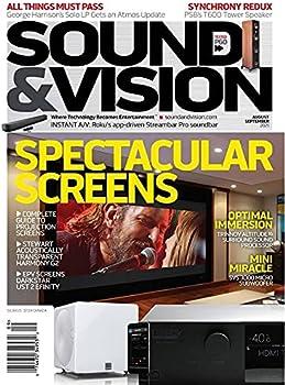 1-Year Sound & Vision Magazine Subscription