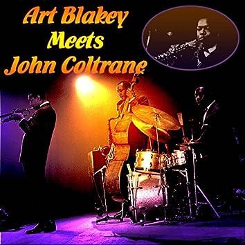 Art Blakey Meets John Coltrane