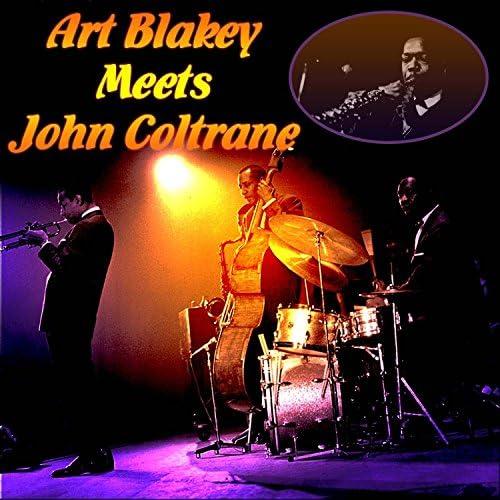 Art Blakey & His Jazz Messengers & John Coltrane