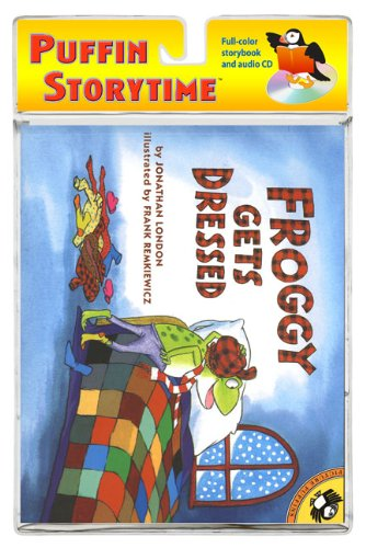 Froggy Gets Dressed (Froggy)(With CD)の詳細を見る