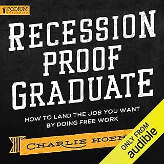 Recession Proof Graduate cover art