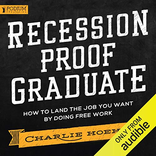 Recession Proof Graduate cover art