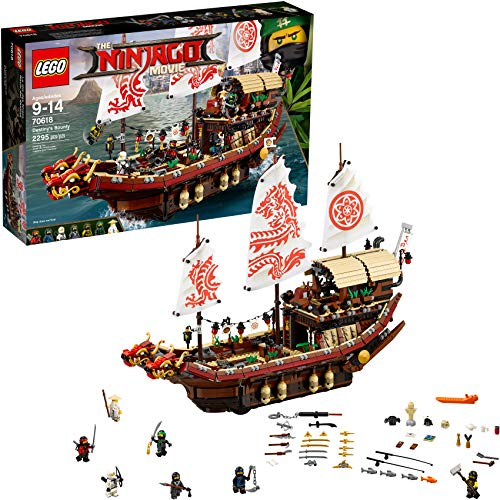 LEGO NINJAGO Movie Destiny's Bounty...