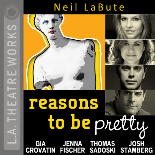 Reasons to Be Pretty audiobook cover art