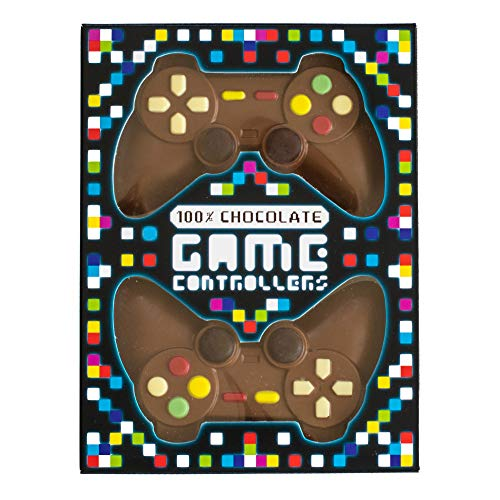 Chocolate Game Controller - Double Chocolate Controller Pack | Chocolate Gift for Him, Her