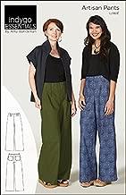 Indygo Essential Artisan Pants Sewing Pattern