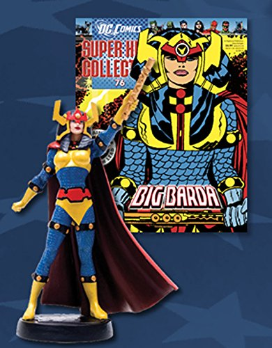 Dc Comics - Super Hero Collection Nº 76 Big Barda