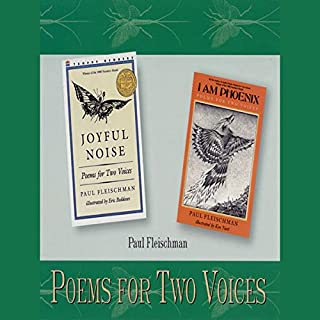 Poems for Two Voices cover art