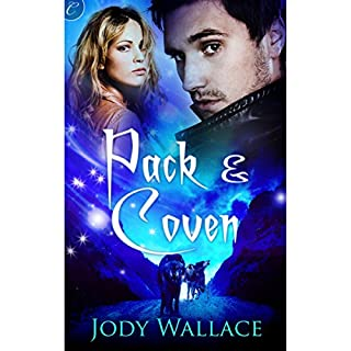 Pack and Coven audiobook cover art