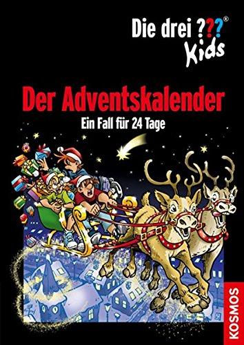 Die drei ??? Kids, Der Adventskalender: Ein Fall für 24 Tage