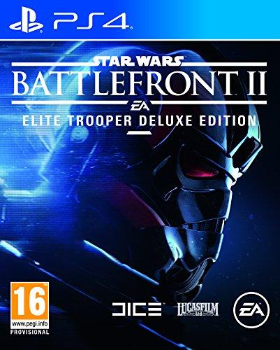 Star Wars Battlefront II Elite Trooper - Deluxe Day-One Limited - PlayStation 4