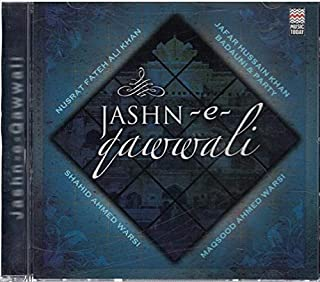 Jashn-e-Qawwali (Brand New Single Disc Audio Cd, Released By Music Today)