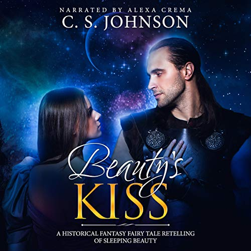 Beauty's Kiss audiobook cover art