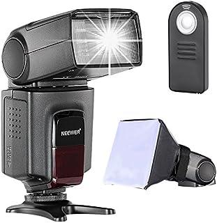 Neewer TT560 Speedlite Flash Kit for Canon Nikon Sony Pentax DSLR Camera
