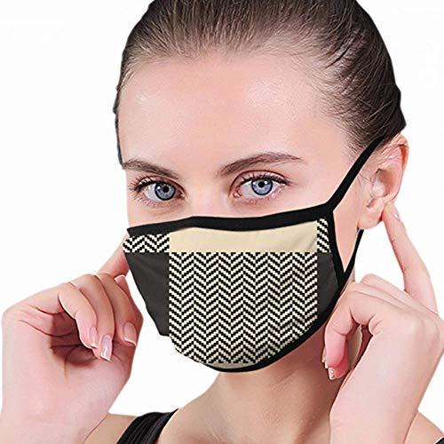 Gezichtsmasker, Vichy Gingham Buffalo Check Plaid Abstract Beauty Fashion Mondmasker, Zachte Duurzame Mondmaskers Voor Skiën Fietsen Kamperen