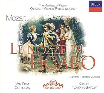 Mozart: Le Nozze di Figaro - Highlights