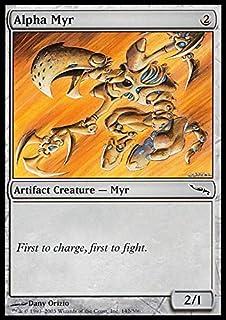 Magic: the Gathering - Alpha Myr - Mirrodin - Foil by Magic: the Gathering