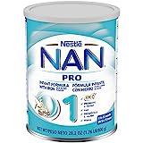 Nestle Nan 1 Pro Infant Formula Powder, Original 28.2 Ounce