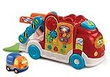 Vtech Baby 80-136604 - TUT TUT Baby Flitzer-Autotransporter -