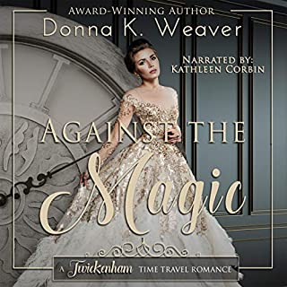 Against the Magic audiobook cover art