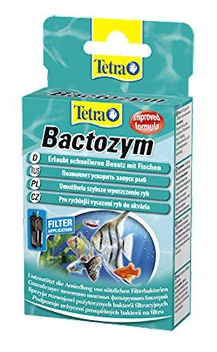 Tetra Bactozym Wasseraufbereiter, 10 Tabletten