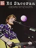 Ed Sheeran For Easy Guitar -Guitar- (Book): Noten für Gitarre (Easy Guitar Play Along)