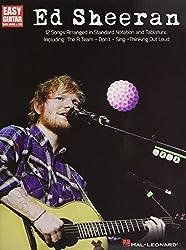 Ed Sheeran: Easy Guitar with Notes & Tab