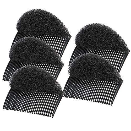 Cheveux Pads Peignes, Femmes Volume Cheveux Base Inserts Frange Pad Maker Cheveux Styling Clip Bâton Cheveux Peigne Tresse Outil Cheveux Accessoires