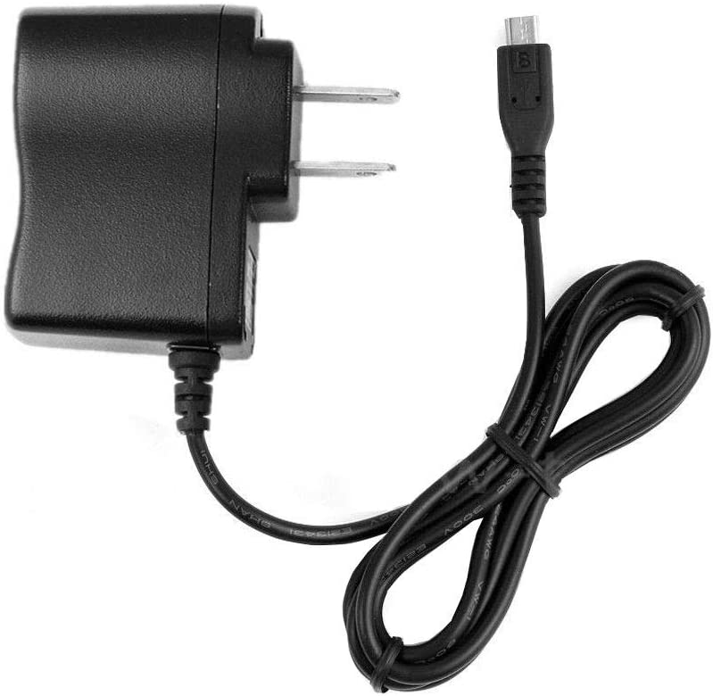 AC Adapter DC Power Supply Charger Cord for AAXA KP-101 01 Pico Pocket Projector, 5 Feet, with LED Indicator
