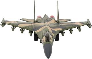 Zerodis- Delicados Juguetes de Aviones Militares, Equipo Militar simulado de Combate Militar Fundido a Troquel para Defender hogares(Verde)