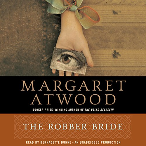 The Robber Bride audiobook cover art