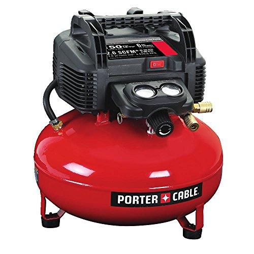 Best craftsman 6-gallon portable electric pancake air compressor