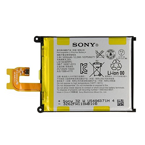 Sony Batteria LIS1543ERPC Xperia Z2