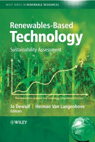 Renewables-Based Technology: Sustainability Assessment (Wiley Series in Renewable Resources)