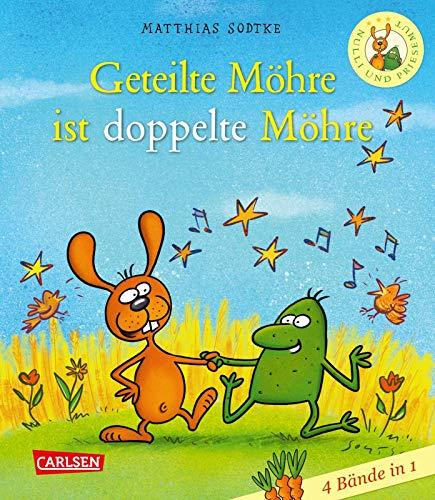 Nulli und Priesemut: Geteilte Möhre ist doppelte Möhre - Sammelband I: Mit weiteren drei Klassikern: