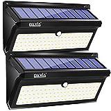 BAXiA Lampada Solare da Esterno, 28 LED Luce Solare con Sensore di Movimento Impermeabile Luci Solari