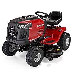 Troy-Bilt 540cc Riding Garden Tractor review