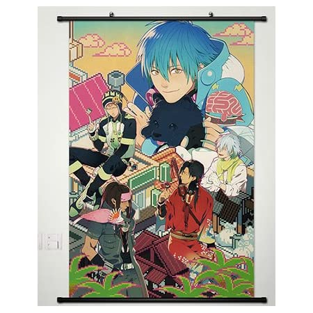 Size Inch : 30x45cm Zamtac Anime Home Decor Wall Poster Scroll Dramatical Murder DMMd Seragaki -