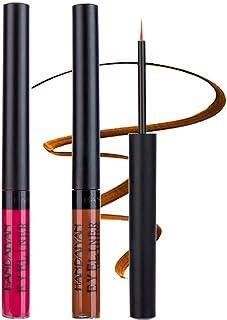 Matte Liquid Eyeliner, Waterproof Eyeliner pencil, Colorful Liquid Eyeliner, Waterproof Smudgeproof Long Lasting Colorful ...
