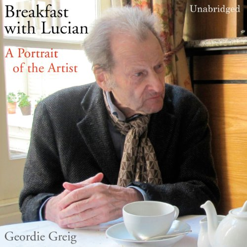 Breakfast with Lucian audiobook cover art