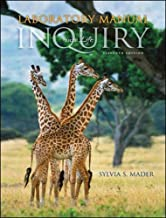 Laboratory Manual: Inquiry Into Life Eleventh Edition
