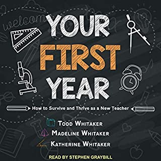 Your First Year audiobook cover art