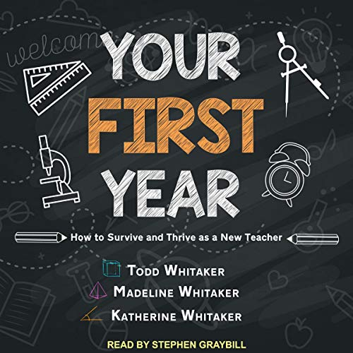 Your First Year cover art