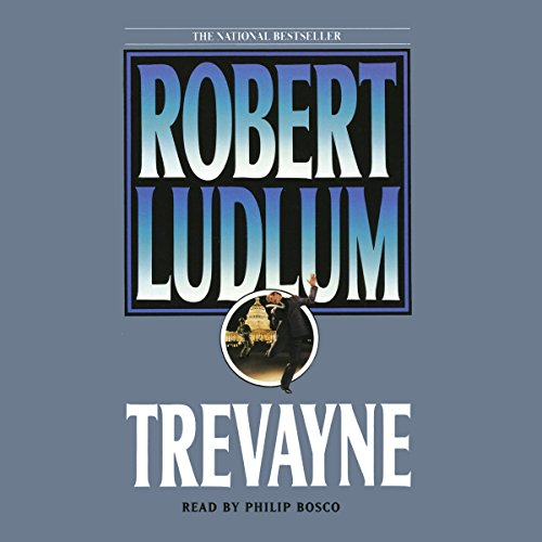 Trevayne audiobook cover art