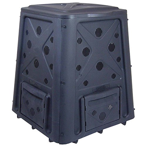 Review Of 8.7 Cu. Ft. Composter Outdoor Compost Bin