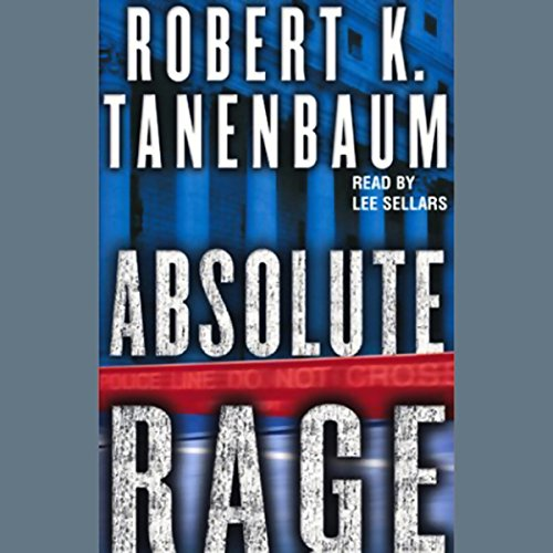 Absolute Rage audiobook cover art