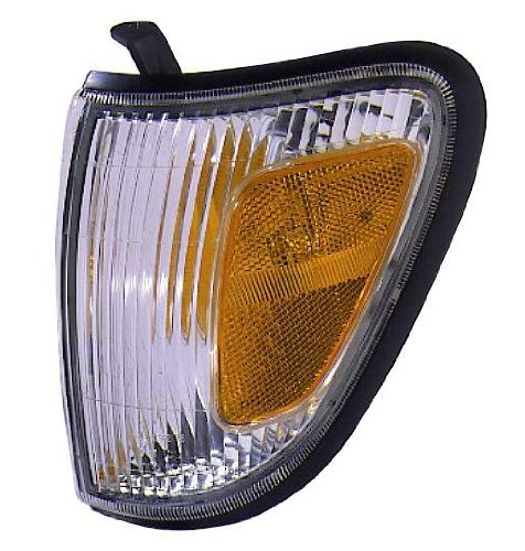 Depo 312-1534L-AS Toyota Tacoma Driver Side Replacement Parking/Side Marker Lamp Assembly