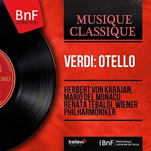 Herbert von Karajan, Mario Del Monaco, Renata Tebaldi, Wiener Philharmoniker